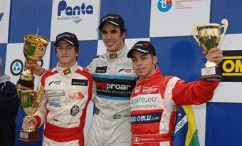 F3 Italiana: César Ramos é o Campeão de 2010