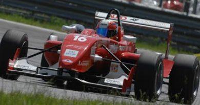 F3 Italiana: Edoardo Piscopo vence as quatro primeiras provas do ano