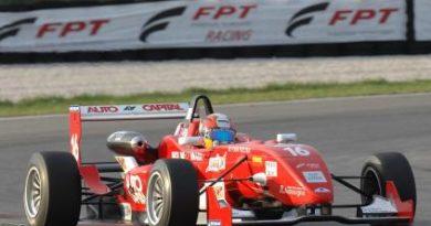 F3 Italiana: Mirko Bortolotti e Edoardo Piscopo mantém domínio da temporada