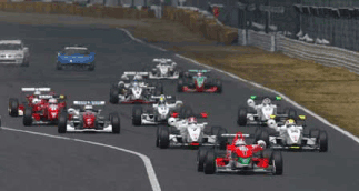 F3 Japonesa: Equipe Tom's domina em Autopolis