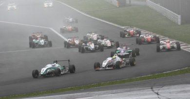F3 Japonesa: Três vencedores diferentes em Fuji