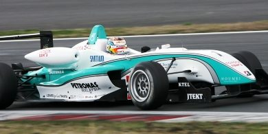 F3 Japonesa: Carlo Van Dam lidera depois de quatro etapas disputadas