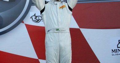 F3 Sulamericana: Lucas Foresti chegou ao pódio em Curitiba