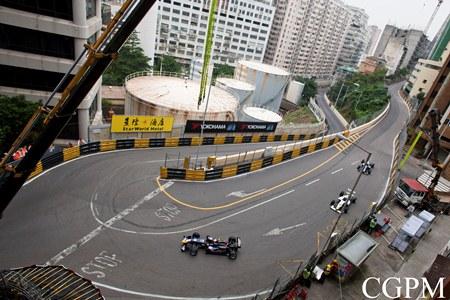 F3 Macau: Raffaele Marciello marca a pole para a prova classificatória