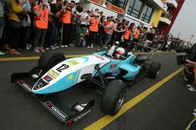 F3 Macau: Daniel Juncadella vence em Macau