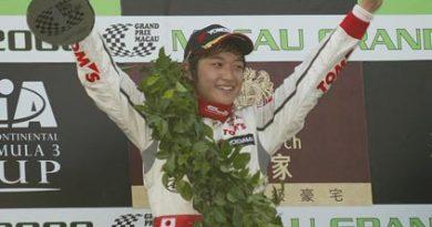 F3: Keisuke Kunimoto vence GP de Macau