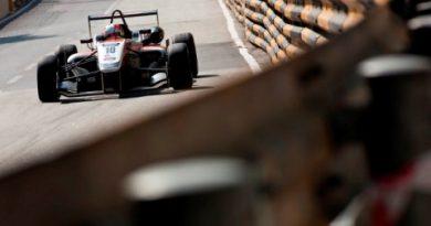 F3 Macau: Alex Lynn vence em Macau. Luís Derani é o terceiro