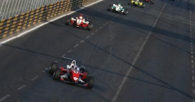 F3: Edoardo Mortara vence GP de Macau