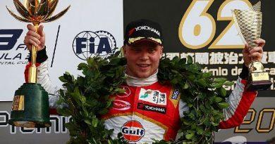 F3 Macau: Felix Rosenqvist é bicampeão do GP de Macau