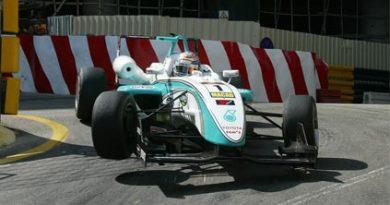 F3: Carlo Van Dam marca a pole em Macau