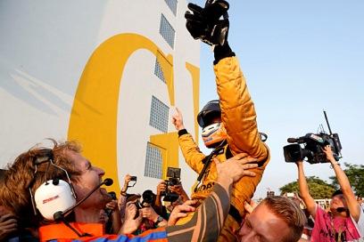 F3 Macau: Felix Rosenqvist vence em Macau
