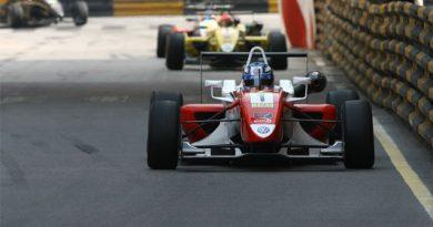 F3 Macau: Marco Wittmann vence prova classificatória
