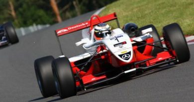 Masters de F3: Nico Hülkenberg sai na pole-position