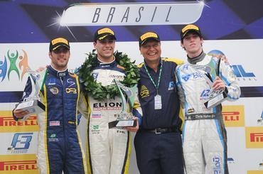 F3 Brasil: Matheus Iorio vence a penúltima do ano na F3 Brasil