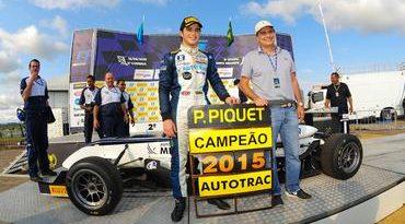 F3 Brasil: Pedro Piquet vence de novo e confirma o bicampeonato