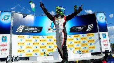 F3 Sul-Americana: Fernando Resende volta a vencer na Fórmula 3