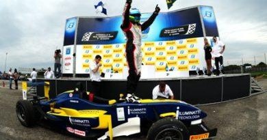 F-3 Sul-Americana: Fernando Kid acelera e leva a melhor na 4ª etapa no Rio de Janeiro