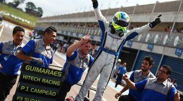 F3 Sul-Americana: Felipe Guimarães é o campeão temporada