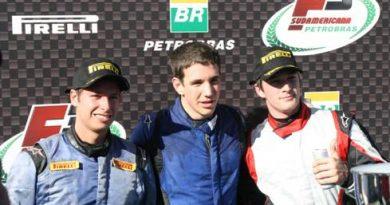 F3 Sul-Americana: Lucas Foresti vence terceira prova da etapa