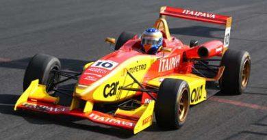 F3 Sulamericana: Bragantini realiza treino de monoposto