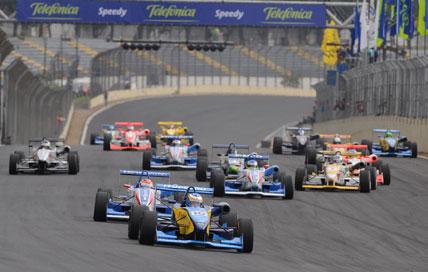 F3 Sulamericana: Emoção começa a partir dessa sexta em Brasília
