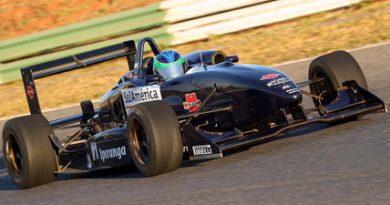 F3 Sulamericana: Lucas Foresti inicia treinos