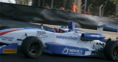 F3 Sulamericana: Cordeiro marca sua primeira pole na categoria