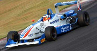 F3 Sulamericana: Leonardo Cordeiro larga na pole, faz a melhor volta mas não pontua