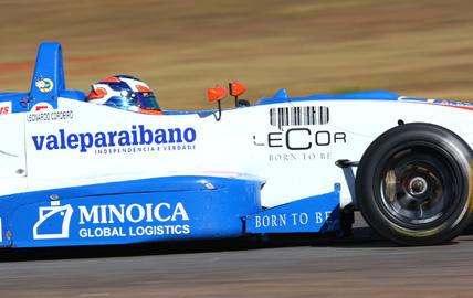 F3 Sulamericana: Categoria corre na pista mais nova do calendário