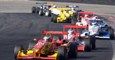 F3 Sulamericana: RC3 Bassani estréia com vitória na categoria