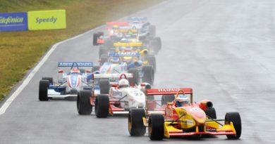 F3 Sulamericana: Nelson Merlo vence a 6ª corrida consecutiva neste sábado em Santa Cruz do Sul