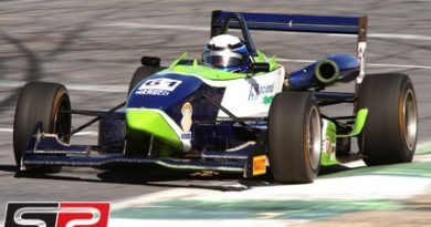 F3 Sulamericana: Leonardo Otero marca sua primeira pole-position na categoria