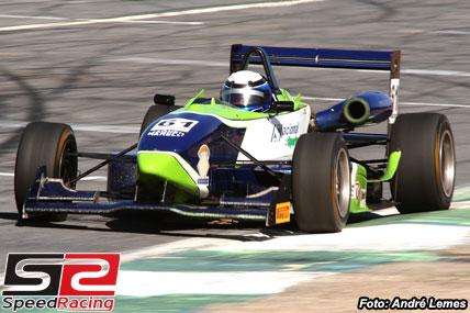 F3 Sulamericana: Leonardo Otero vive melhor final de semana do ano em Brasília