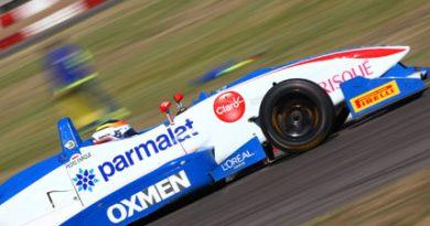 F3 Sulamericana: Pedro Enrique faz testes com pneus em Campo Grande