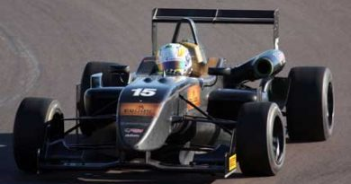 F3 Sulamericana: Claudio Cantelli Jr. marca a pole position para a 8ª etapa