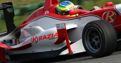 F3 Sulamericana: Lambert vai largar da quinta fila na corrida de domingo no Rio de Janeiro