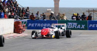 F3 Sul-Americana: Novato Fabiano Machado vence em Piriápolis