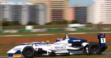 F3 Sulamericana: Pane elétrica tira a chance de vitória de Leonardo Cordeiro na abertura da temporada em Brasília