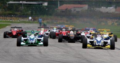 F3 Sulamericana: Leonardo Cordeiro vence pela quarta vez e dispara na liderança