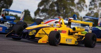 F3 Sulamericana: Felipe Ferreira quer dar vitória de presente para a sua mãe em Interlagos