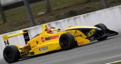 F3 Sulamericana: Denis Navarro faz terceira pole consecutiva em Interlagos