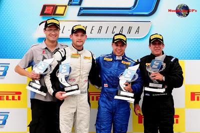 F3 Sul-Americana: Felipe Guimarães vence em Tarumã
