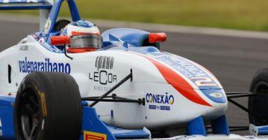 F3 Sulamericana: Leonardo Cordeiro larga na segunda fila