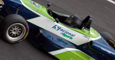 F3 Sulamericana: Em prova histórica para a F3, Otero faz sua melhor corrida na temporada