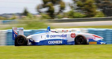 F3 Sulamericana: Pedro novamente na primeira fila em Curitiba