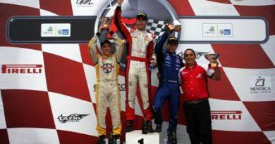 F3 Sulamericana: Henrique Lambert consegue sua primeira vitória da temporada
