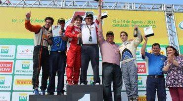 F3 Sudamericana: A vez dos pais subirem ao pódio