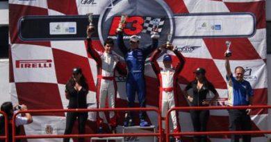 F3 Sulamericana: Leonardo Cordeiro vence mais uma e dispara na liderança