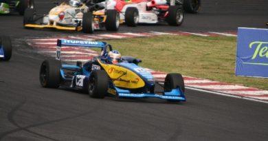 F3 Sulamericana: Merlo de ponta a ponta em Interlagos
