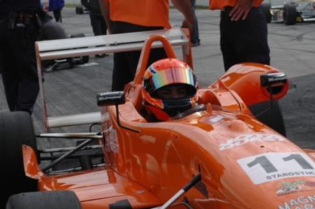 F3 sulamericana: Starostik fará sua despedida em Interlagos